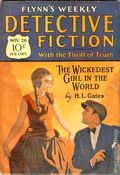 Flynn's Weekly Detective Fiction (1924-1926 Red Star News) Pulp Vol. 28 #5