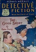 Flynn's Weekly Detective Fiction (1924-1926 Red Star News) Pulp Vol. 28 #6