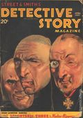 Detective Story Magazine (1915-1949 Street & Smith) Pulp 1st Series Vol. 153 #6