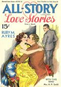 All-Story Love (1929-1955 Popular Publication) Pulp Vol. 18 #2