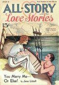 All-Story Love (1929-1955 Popular Publication) Pulp Vol. 18 #4