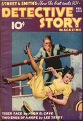 Detective Story Magazine (1915-1949 Street & Smith) Pulp 1st Series Vol. 155 #4