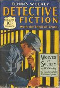 Flynn's Weekly Detective Fiction (1924-1926 Red Star News) Pulp Vol. 29 #1