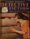 Flynn's Weekly Detective Fiction (1924-1926 Red Star News) Pulp Vol. 29 #3