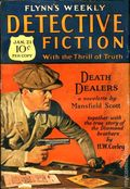 Flynn's Weekly Detective Fiction (1924-1926 Red Star News) Pulp Vol. 30 #1