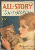 All-Story Love (1929-1955 Popular Publication) Pulp Vol. 20 #1