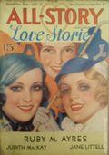 All-Story Love (1929-1955 Popular Publication) Pulp Vol. 20 #4