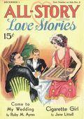 All-Story Love (1929-1955 Popular Publication) Pulp Vol. 21 #1