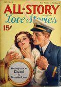 All-Story Love (1929-1955 Popular Publication) Pulp Vol. 21 #3