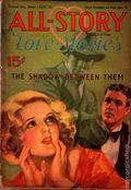All-Story Love (1929-1955 Popular Publication) Pulp Vol. 21 #4