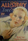 All-Story Love (1929-1955 Popular Publication) Pulp Vol. 22 #2