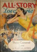 All-Story Love (1929-1955 Popular Publication) Pulp Vol. 22 #4