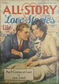 All-Story Love (1929-1955 Popular Publication) Pulp Vol. 23 #1