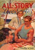 All-Story Love (1929-1955 Popular Publication) Pulp Vol. 24 #3