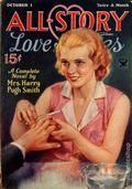 All-Story Love (1929-1955 Popular Publication) Pulp Vol. 25 #4