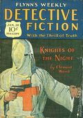 Flynn's Weekly Detective Fiction (1924-1926 Red Star News) Pulp Vol. 30 #2