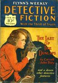 Flynn's Weekly Detective Fiction (1924-1926 Red Star News) Pulp Vol. 30 #5