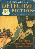 Flynn's Weekly Detective Fiction (1924-1926 Red Star News) Pulp Vol. 30 #6