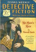 Flynn's Weekly Detective Fiction (1924-1926 Red Star News) Pulp Vol. 31 #1