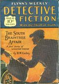 Flynn's Weekly Detective Fiction (1924-1926 Red Star News) Pulp Vol. 31 #2