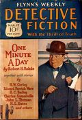 Flynn's Weekly Detective Fiction (1924-1926 Red Star News) Pulp Vol. 31 #3