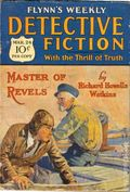 Flynn's Weekly Detective Fiction (1924-1926 Red Star News) Pulp Vol. 31 #4