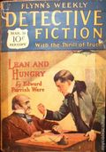 Flynn's Weekly Detective Fiction (1924-1926 Red Star News) Pulp Vol. 31 #5