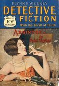 Flynn's Weekly Detective Fiction (1924-1926 Red Star News) Pulp Vol. 32 #2