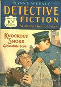 Flynn's Weekly Detective Fiction (1924-1926 Red Star News) Pulp Vol. 32 #3