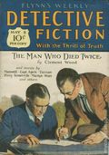 Flynn's Weekly Detective Fiction (1924-1926 Red Star News) Pulp Vol. 32 #4