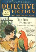Flynn's Weekly Detective Fiction (1924-1926 Red Star News) Pulp Vol. 32 #5