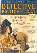 Flynn's Weekly Detective Fiction (1924-1926 Red Star News) Pulp Vol. 33 #1