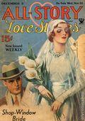 All-Story Love (1929-1955 Popular Publication) Pulp Vol. 27 #2