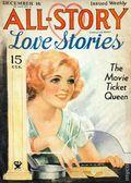 All-Story Love (1929-1955 Popular Publication) Pulp Vol. 27 #4