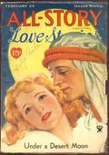 All-Story Love (1929-1955 Popular Publication) Pulp Vol. 30 #2