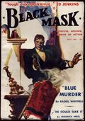 Black Mask (1920-1951 Pro-Distributors/Popular) Black Mask Detective Pulp Sep 1932