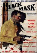 Black Mask (1920-1951 Pro-Distributors/Popular) Black Mask Detective Pulp Oct 1932