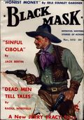 Black Mask (1920-1951 Pro-Distributors/Popular) Black Mask Detective Pulp Nov 1932