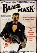 Black Mask (1920-1951 Pro-Distributors/Popular) Black Mask Detective Pulp Vol. 15 #10