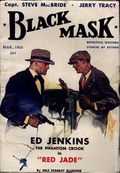 Black Mask (1920-1951 Pro-Distributors/Popular) Black Mask Detective Pulp Mar 1933