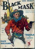 Black Mask (1920-1951 Pro-Distributors/Popular) Black Mask Detective Pulp May 1933