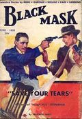 Black Mask (1920-1951 Pro-Distributors/Popular) Black Mask Detective Pulp Jun 1933