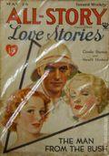 All-Story Love (1929-1955 Popular Publication) Pulp Vol. 33 #3