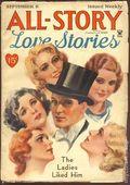 All-Story Love (1929-1955 Popular Publication) Pulp Vol. 37 #2