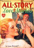 All-Story Love (1929-1955 Popular Publication) Pulp Vol. 37 #3