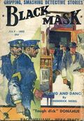 Black Mask (1920-1951 Pro-Distributors/Popular) Black Mask Detective Pulp Jul 1933