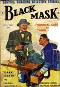 Black Mask (1920-1951 Pro-Distributors/Popular) Black Mask Detective Pulp Aug 1933
