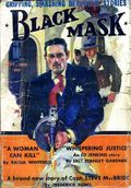 Black Mask (1920-1951 Pro-Distributors/Popular) Black Mask Detective Pulp Sep 1933