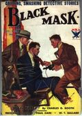 Black Mask (1920-1951 Pro-Distributors/Popular) Black Mask Detective Pulp Nov 1933