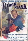 Black Mask (1920-1951 Pro-Distributors/Popular) Black Mask Detective Pulp Dec 1933